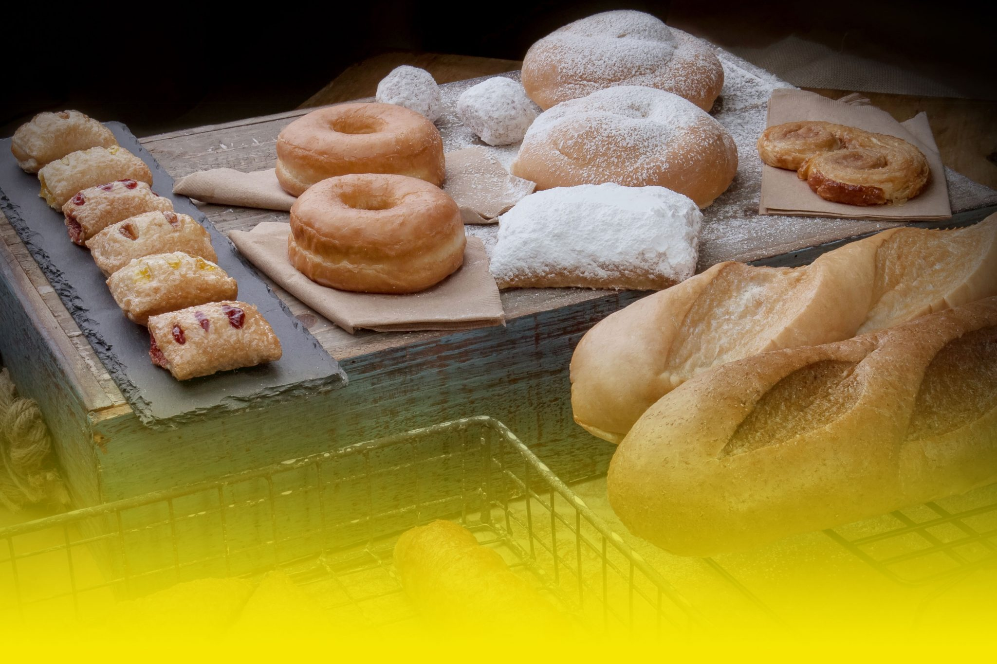 Productos Pastries