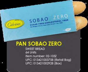 Sobao Zero
