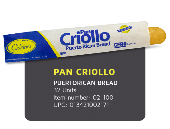pan-criollo