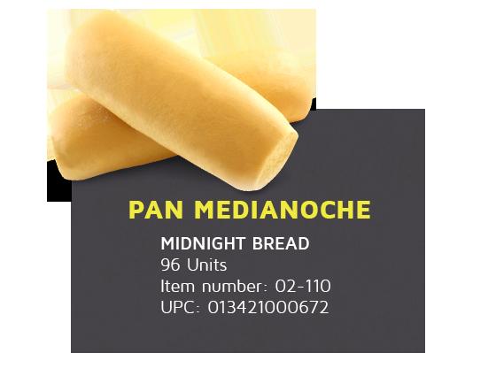 pan-medianoche