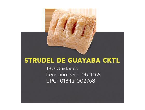 strudel-de-guayaba